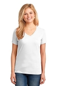 LPC54V Ladies Cotton V-Neck T-Shirt