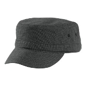 DT619 Houndstooth military Hat