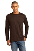 DT105 DM Mens Perfect Weight® Long Sleeve Tee
