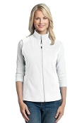L226 PA Ladies Microfleece Vest
