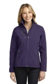 L324 PA Ladies Welded Soft Shell Jacket