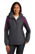 L321 PA Ladies Colorblock 3-in-1 Jacket