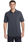 K574 Port Authority® Digi Heather Performance Polo