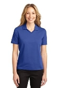 L455 Port Authority® Ladies Rapid Dry™ Polo