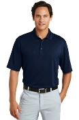 349899 Nike Golf Dri-FIT Cross-Over Texture Polo
