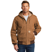 CTTJ131 Carhartt ® Tall Thermal-Lined Duck Active Jac