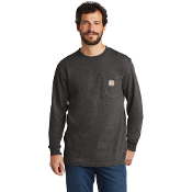 CTK126 Carhartt ® Workwear Pocket Long Sleeve T-Shirt