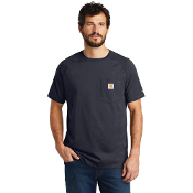 CT100410 Carhartt Force ® Cotton Delmont Short Sleeve T-Shirt