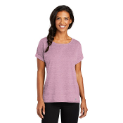 LOG800 OGIO ® Ladies Luuma Cuffed Short Sleeve