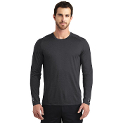 OE321 OGIO® ENDURANCE Long Sleeve Pulse Crew