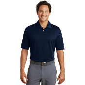 373749 Nike Dri-FIT Pebble Texture Polo