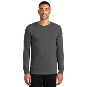 NKBQ5230 Nike Dri-FIT Cotton/Poly Long Sleeve Tee