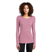 LOE340 OGIO ® ENDURANCE Ladies Force Long Sleeve Tee