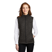 L236 Port Authority ® Ladies Sweater Fleece Vest