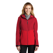 L406 Port Authority ® Ladies Tech Rain Jacket