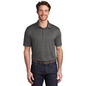 K583 Port Authority ® Stretch Heather Polo
