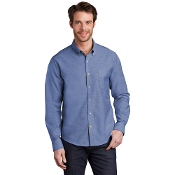 S651 Port Authority ® Untucked Fit SuperPro ™ Oxford Shirt